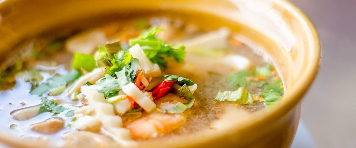 Zuppa di gamberi: la ricetta del primo piatto semplice e prelibato