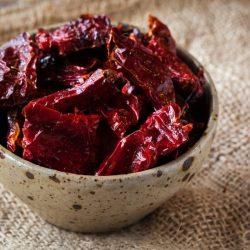 Peperoni cruschi: la ricetta dei peperoni croccanti tipici di Senise