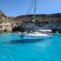Gli incredibili e incontaminati luoghi di Lampedusa