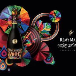 Rémy Martin s'associe à l'artiste Matt W. Moore pour sa nouvelle edition limitee