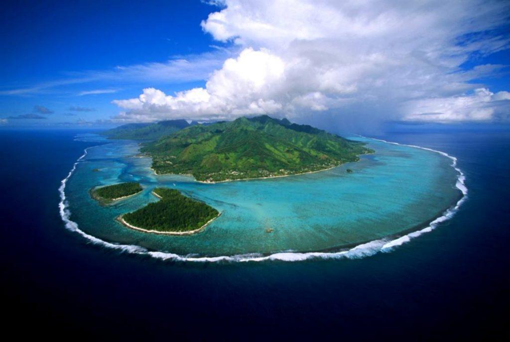La Polinesia un posto meraviglioso