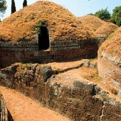 Le tombe etrusche