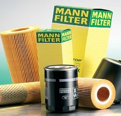 Filtri idraulici e ricambi Mann Filter