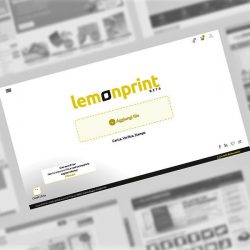 Stampa digitale moderna: LemonPrint