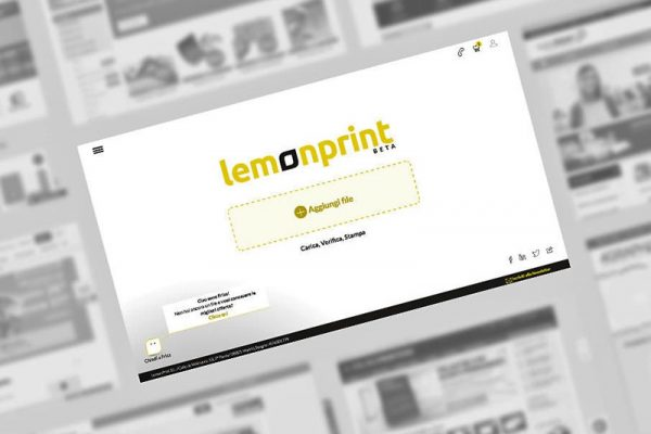 Stampa digitale moderna: LemonPrint