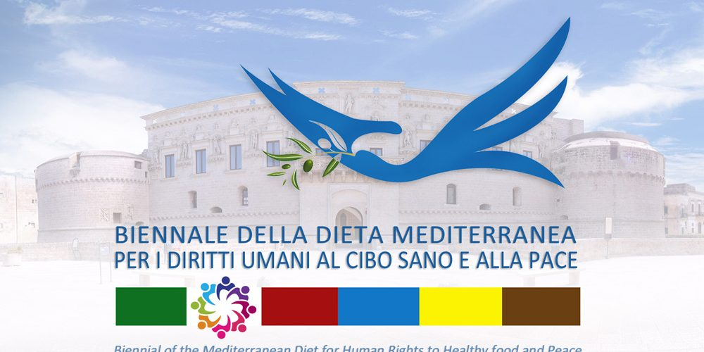 Biennale della Dieta Mediterranea: la Costituente in Puglia a Corigliano D'Otranto – Biennale Dieta Mediterranea per i Diritti Umani al Cibo Sano e alla Pace