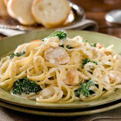 Fettuccine Alfredo: la ricetta del primo piatto italiano più famoso d'America