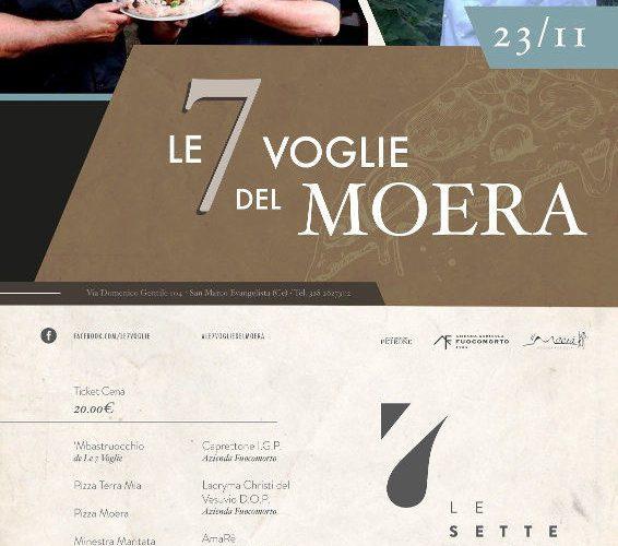Le 7 voglie del Moera | Itinerarinelgusto