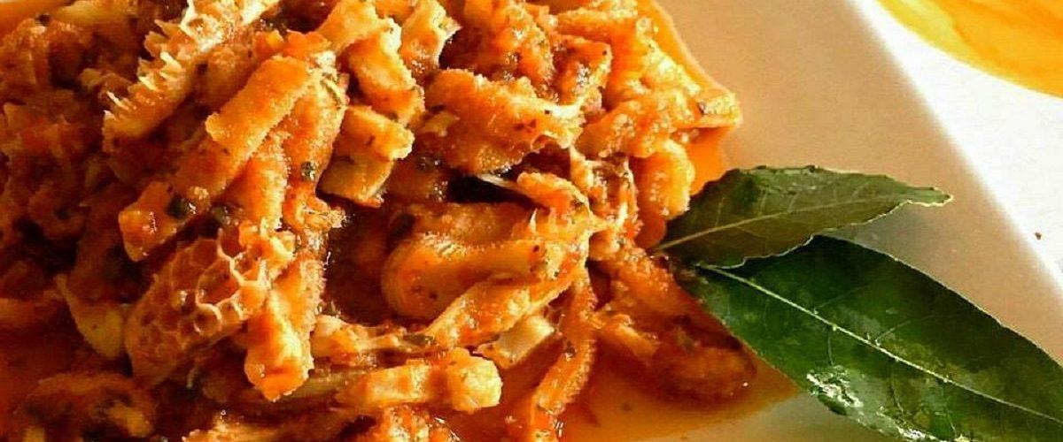 Trippa alla fiorentina: la ricetta del secondo piatto semplice e gustoso
