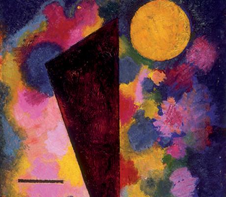 Kandinsky–>Cage. Ingresso ridotto con youngERcard — Giovazoom