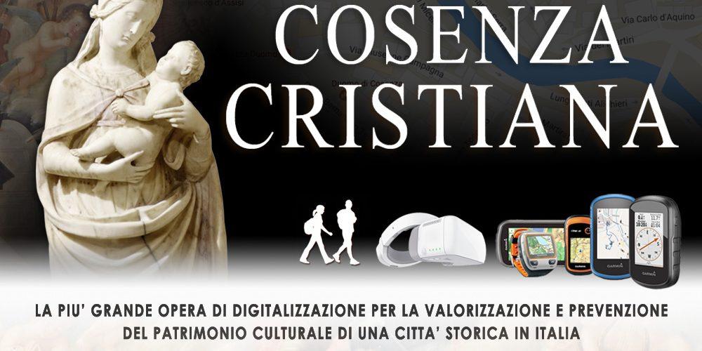 Franceschini finanzia la Città Storica di Cosenza grazie a progetto digitale cristiano