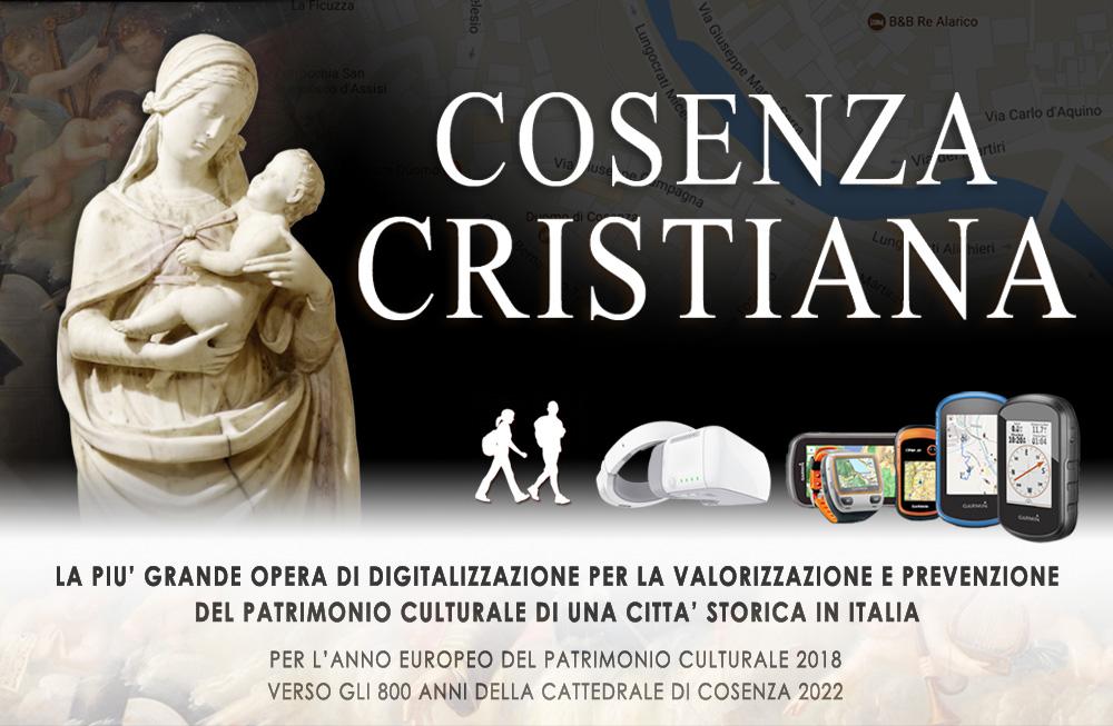 cosenza cristiana, patrimonio culturale, turismo