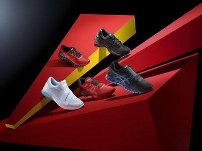 ASICS e Disney ispirano famiglie e amici a muoversi con la gamma di calzature in edizione limitata e i video di allenamento Superpower