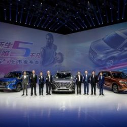 Das Warten hat ein Ende: GAC Motors neuer High-Performance-SUV GS5 ist da