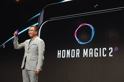 El modelo Honor Magic 2 debuta en la IFA 2018