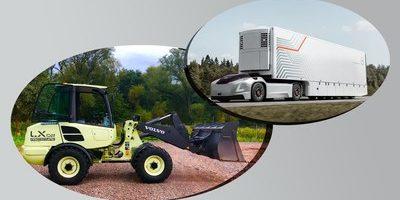Volvo Group: Inovações revolucionárias para futuras soluções de transporte autônomo e elétrico