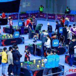 La competición de robótica MakeX 2018 desvela a los campeones globales y el programa de 2019 de partidos en línea