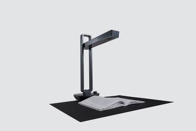CZUR Aura: compact, draagbaar en licht smartbookscanner op Indiegogo