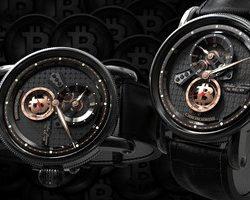 LuxTag und Chronoswiss führen Krypto-Armbanduhren mit NEM-Blockchain ein