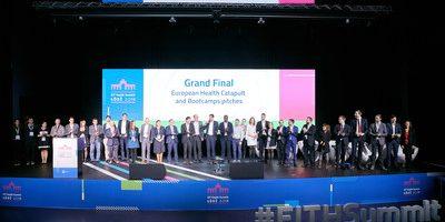 Las principales empresas nuevas de cuidado de la salud de Europa, en la EIT Health Summit