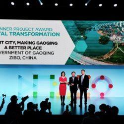 Huawei-Kunden wurden auf dem Smart City Expo World Congress 2018 für ihre Errungenschaften in Smart City-Projekten gewürdigt