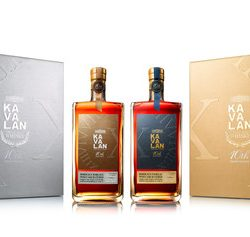 Kavalan Desvenda no seu 10º Aniversário o 'First Growth Bordeaux' Cask-Aged Whiskies Limitado a 3,000 garrafas