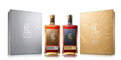 Kavalan Desvenda no seu 10º Aniversário o 'First Growth Bordeaux' Cask-Aged Whiskies Limitado a 3,000 garrafas