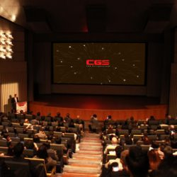 CGS es galardonado con el primer premio CineAsia PLF Technology Award