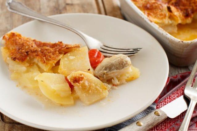 Baccalà al forno: la ricetta facile del secondo gustoso