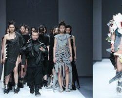 KING PING asiste a la Semana de la Moda de Shenzhen con su Colección de Otoño-Invierno 2019 sin límites