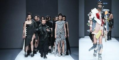 KING PING participe à la Fashion Week de Shenzhen et présente sa collection Automne-Hiver 2019 « illimitée »