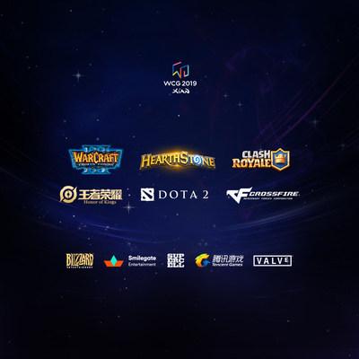 Lanzamiento del calendario de juegos y torneos oficiales del WCG 2019 Xi'an