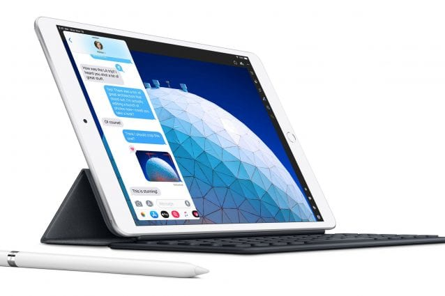Apple presenta i nuovi iPad Air e iPad Mini con supporto ad Apple Pencil