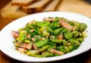 Fave stufate: la ricetta del contorno abruzzese