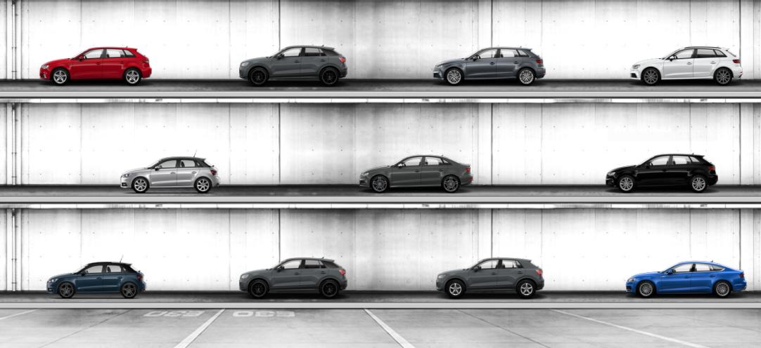 Scelta Audi - ecco la tua prossima auto