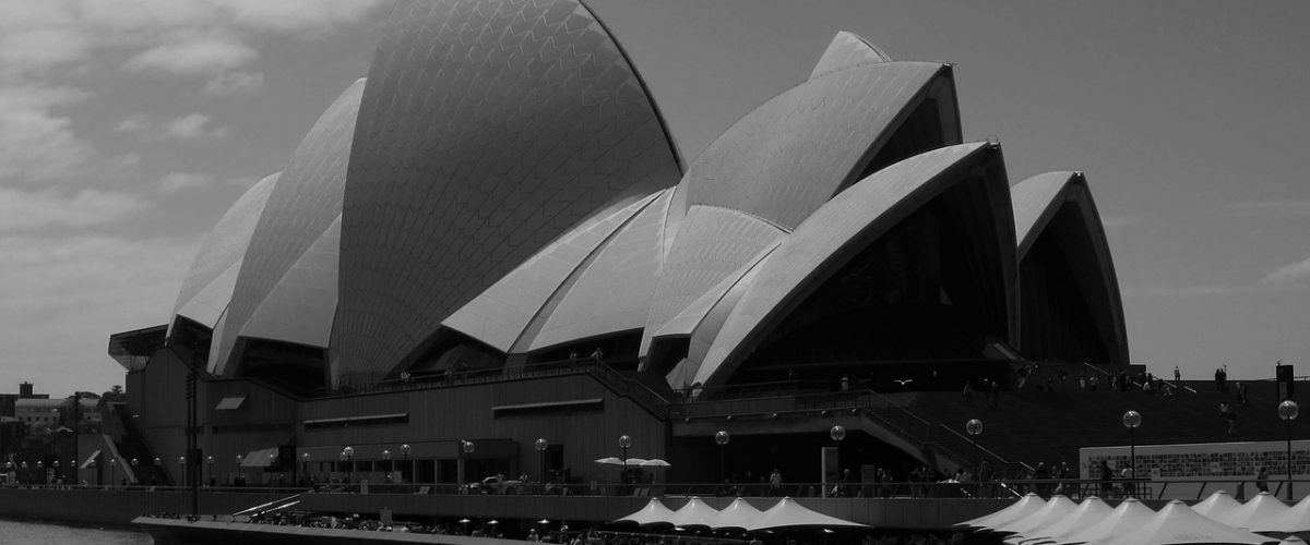 Visum Australien -  Metropole Sydney,  besuche die größte Stadt Australiens